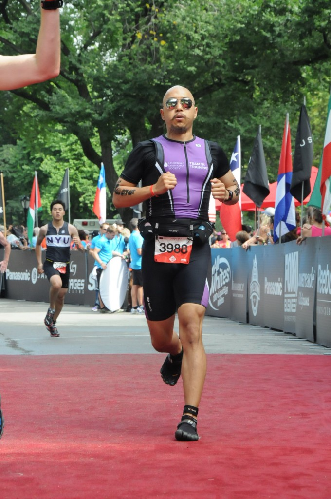 2014 NYC Triathlon Race Recap
